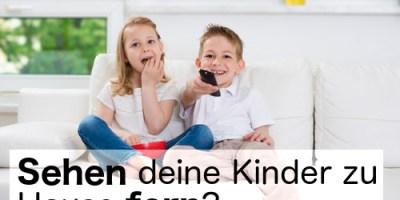 fernsehen (to watch TV)