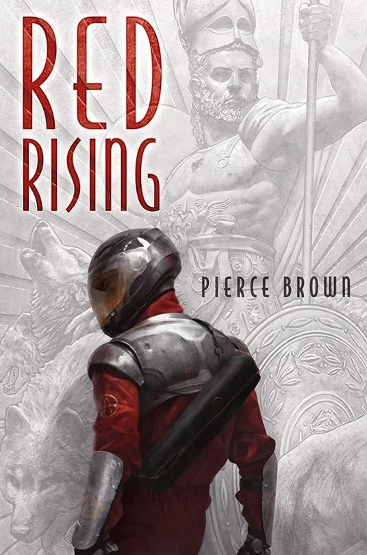 Subterranean Press Red Rising cover
