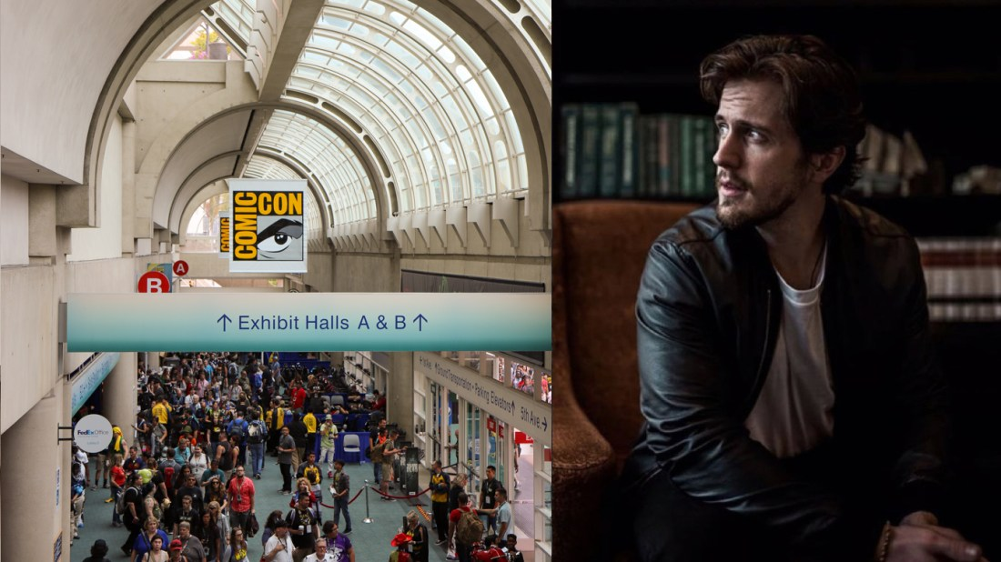 Here's Where Howlers Can See Pierce Brown At SDCC 2019