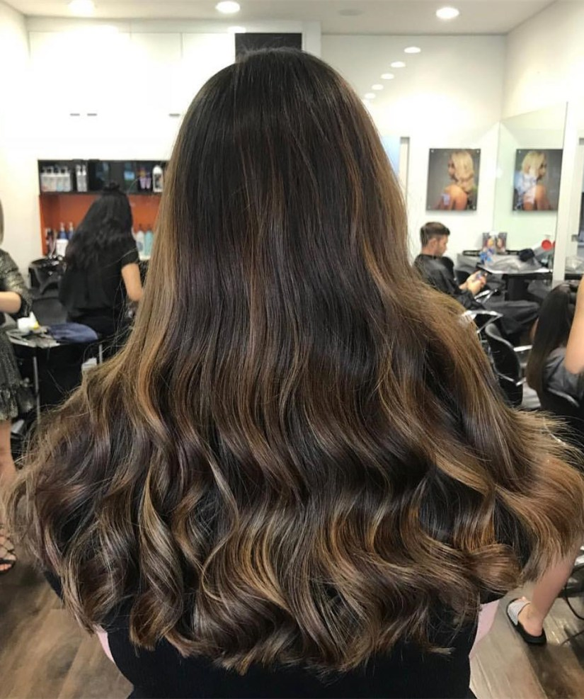 brown long hairstyles 02 - 35 charming brown long hairstyles in 2019