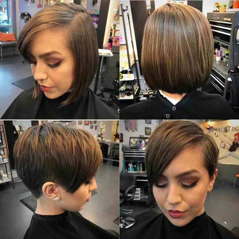shorthair 082419 01 - 200+ Best Short Hairstyles For 2019