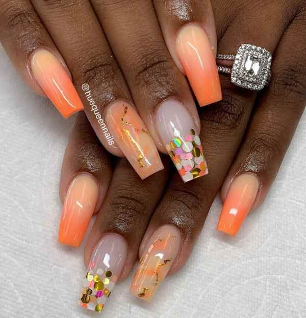 35 Beautiful and Cute Coffin Nail Designs To Try in 2020