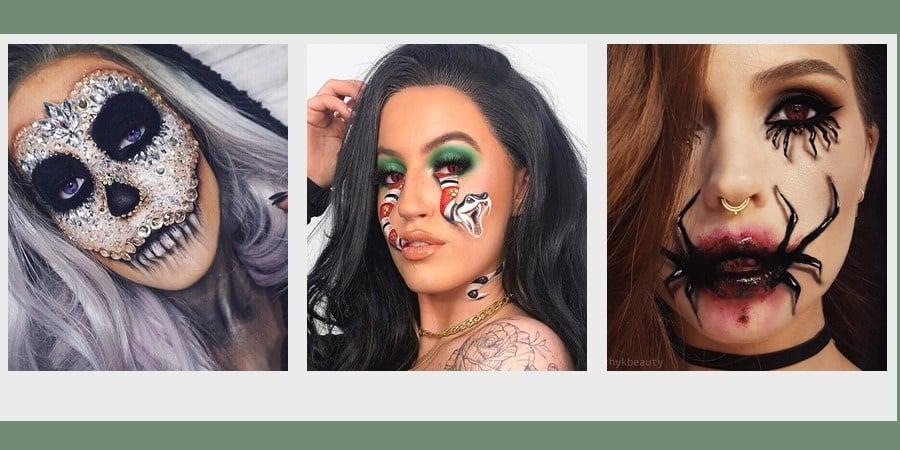 Halloween makeup 090119 - Best Cool Halloween Makeup Ideas