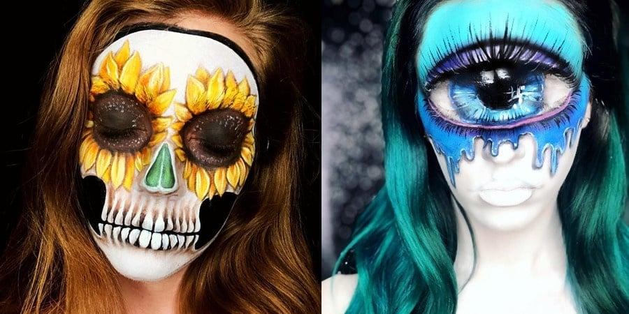 Halloween Makeup 20191023Halloween Makeup 20191023 - 100+ Most Awesome Halloween Makeup Ideas