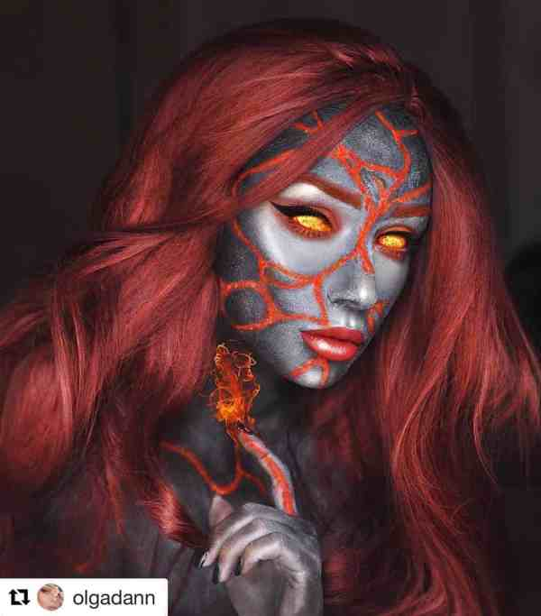 Halloween makeup looks 1018201913 - 90+ the Best Halloween Makeup Looks to Copy This Year