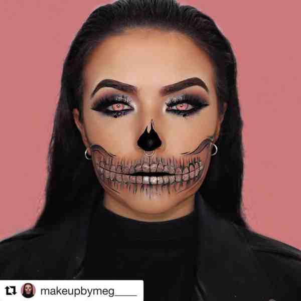 Halloween makeup looks 1018201918 - 90+ the Best Halloween Makeup Looks to Copy This Year
