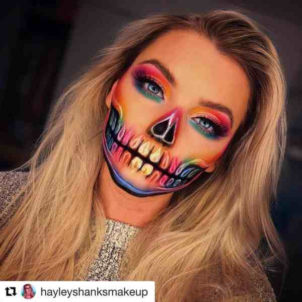 Halloween makeup looks 1018201927 - 90+ the Best Halloween Makeup Looks to Copy This Year