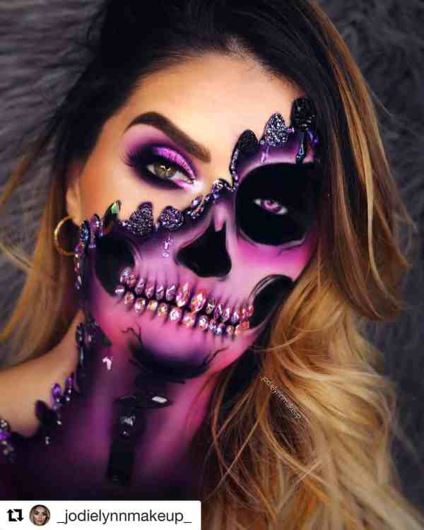 Halloween makeup looks 1018201930 - 90+ the Best Halloween Makeup Looks to Copy This Year