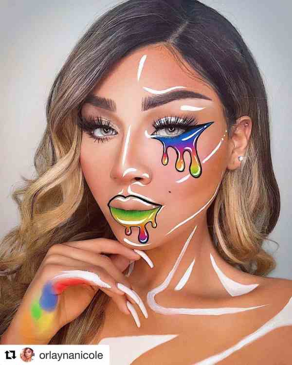 Halloween makeup looks 1018201937 - 90+ the Best Halloween Makeup Looks to Copy This Year
