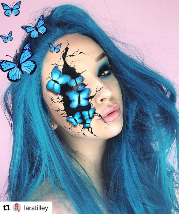 Halloween makeup looks 1018201938 - 90+ the Best Halloween Makeup Looks to Copy This Year