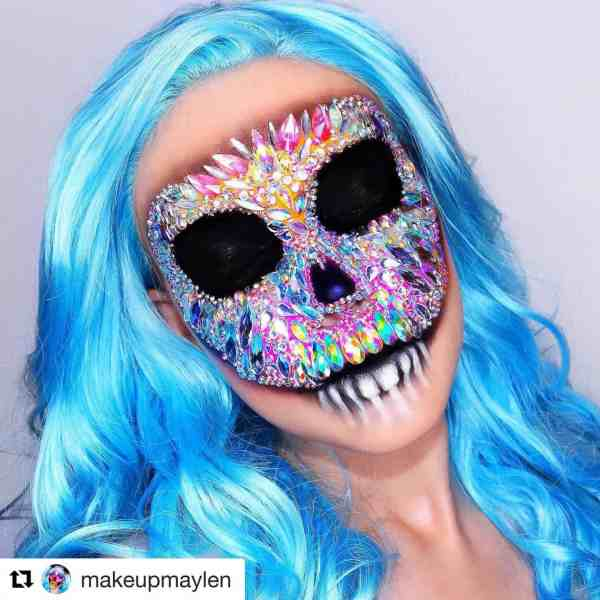 Halloween makeup looks 1018201961 - 90+ the Best Halloween Makeup Looks to Copy This Year