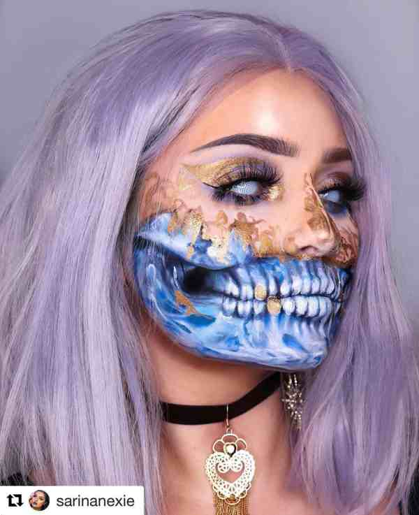 Halloween makeup looks 1018201963 - 90+ the Best Halloween Makeup Looks to Copy This Year