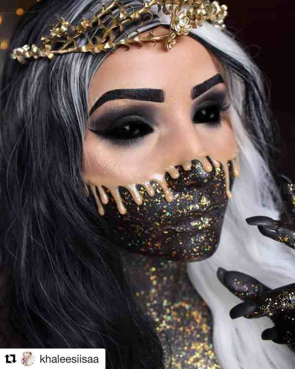Halloween makeup looks 1018201982 - 90+ the Best Halloween Makeup Looks to Copy This Year