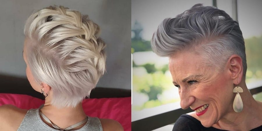 short hairstyles 20191024 - 90+ Most Edgy Short Hairstyles for Women 2019