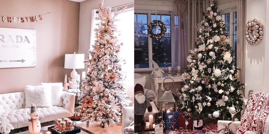 Christmas tree 20191104 - 50+ Most Beautiful Christmas Tree Decoration Ideas