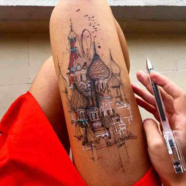 Tattoo design ideas 2019121802 - 30+ Inspiring Tattoo Design Ideas for Girls