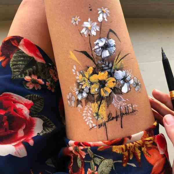 Tattoo design ideas 2019121808 - 30+ Inspiring Tattoo Design Ideas for Girls