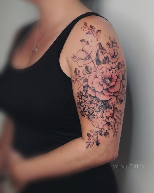 Women Tattoos 2019122913 - 60+ Perfect Women Tattoos to Inspire You