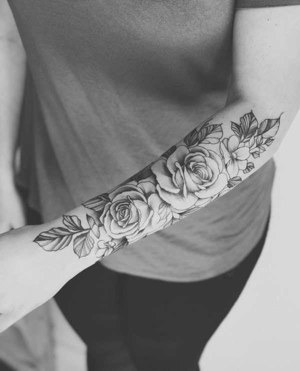 Women Tattoos 2019122936 - 60+ Perfect Women Tattoos to Inspire You