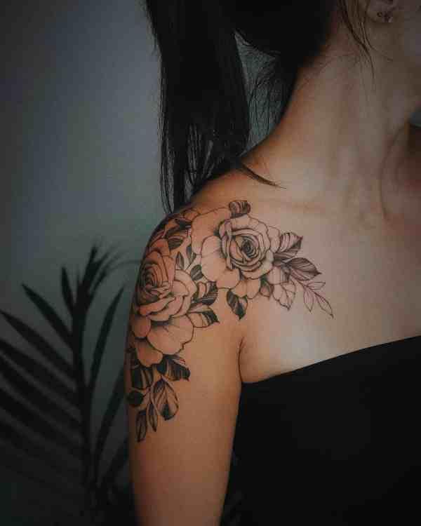 Women Tattoos 2019122941 - 60+ Perfect Women Tattoos to Inspire You