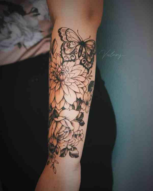 Women Tattoos 2019122957 - 60+ Perfect Women Tattoos to Inspire You