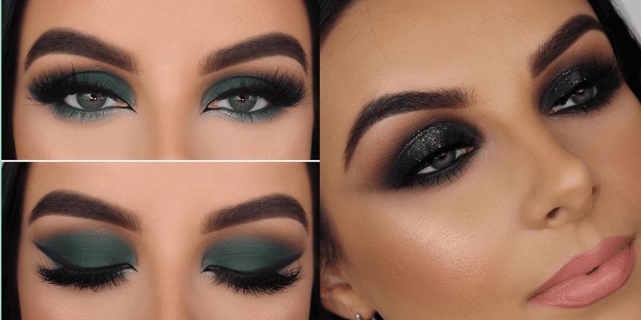 glam eye makeup 20191227 - 30+ Glam Eye Makeup Make You Shine