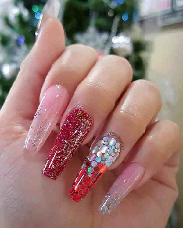 nails design 2019120401 - 40+ Beautiful Nails Design to Copy Right Now