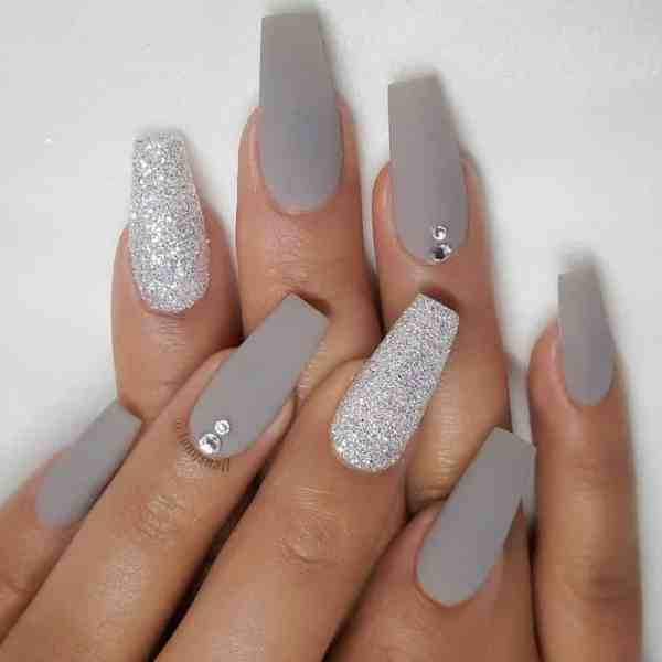 nails design 2019120403 - 40+ Beautiful Nails Design to Copy Right Now