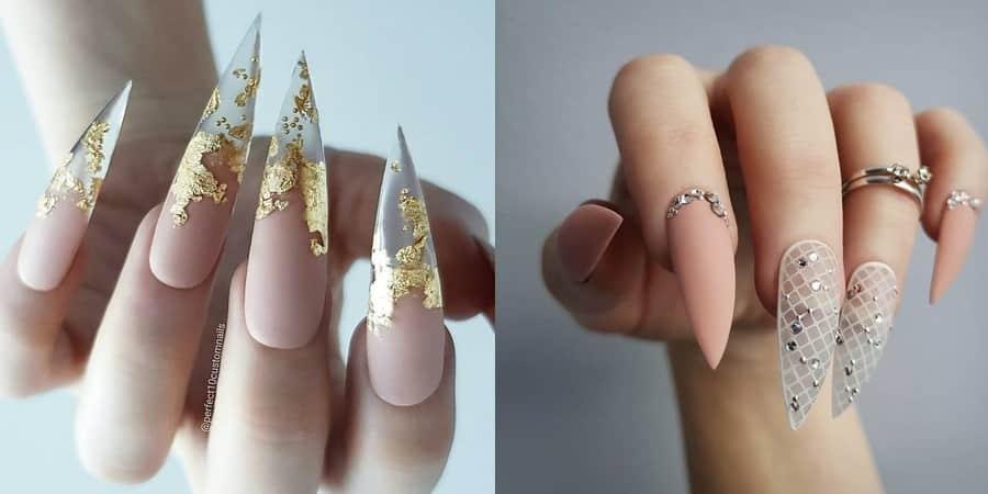 stiletto nails 20191214 - 30+ Sharp Stiletto Nails Idea Very Cool