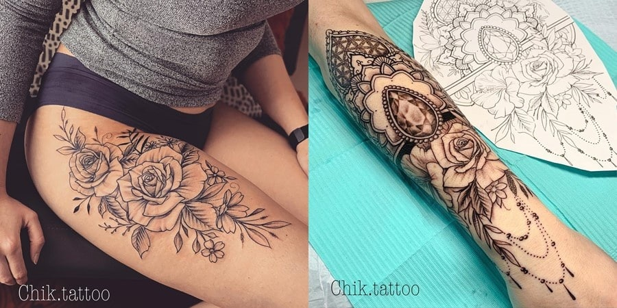 tattoo designs 20191206 - 30+ Best Tattoo Designs for Women 2019