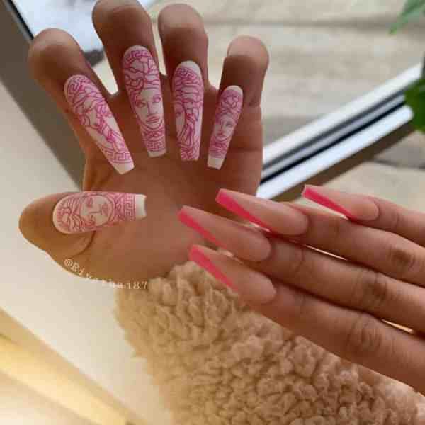 winter nails 2019122002 - 50+ Super Trendy Winter Nails to Look Excellent