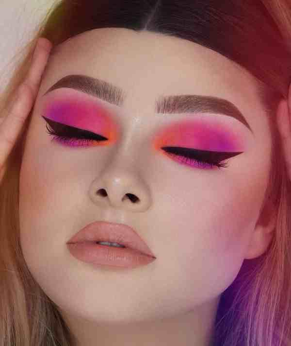 Dramatic Makeup 2020010202 - 60+ Dramatic Makeup Looks Make You Glow in 2020