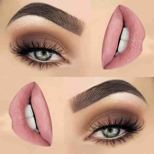 Eyes Makeup 2020013013 - 30+ Best Eyes Makeup and Lipstick Colors In Winter