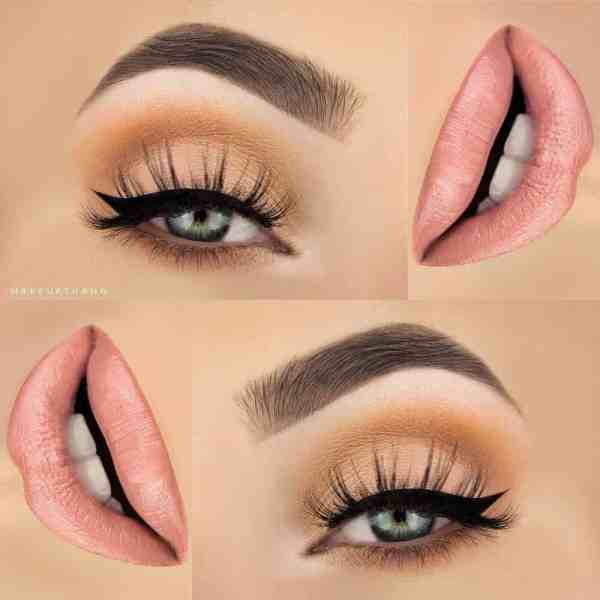 Eyes Makeup 2020013016 - 30+ Best Eyes Makeup and Lipstick Colors In Winter