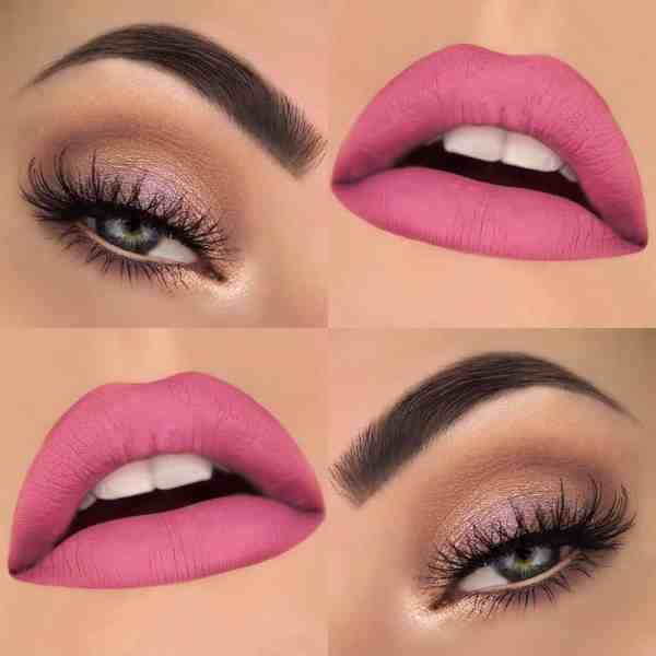 Eyes Makeup 2020013024 - 30+ Best Eyes Makeup and Lipstick Colors In Winter