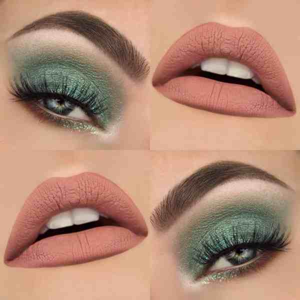 Eyes Makeup 2020013025 - 30+ Best Eyes Makeup and Lipstick Colors In Winter