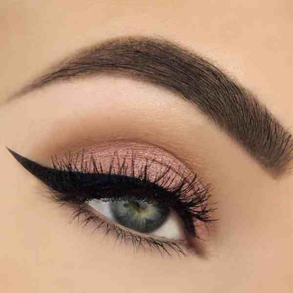 Eyes Makeup 2020013026 - 30+ Best Eyes Makeup and Lipstick Colors In Winter