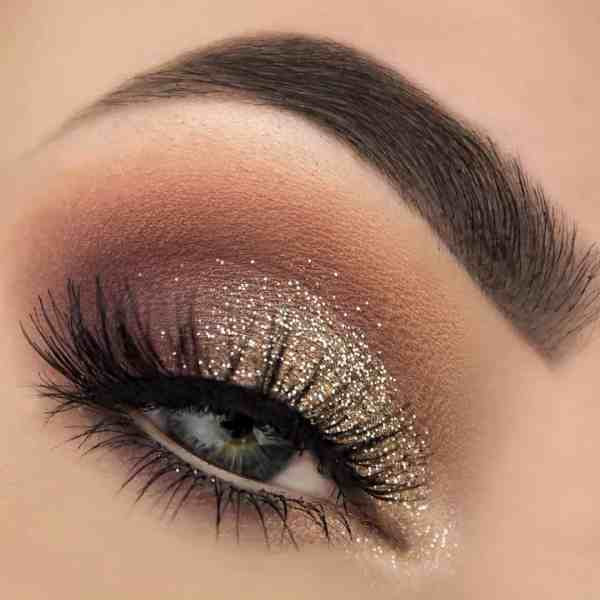 Eyes Makeup 2020013035 - 30+ Best Eyes Makeup and Lipstick Colors In Winter