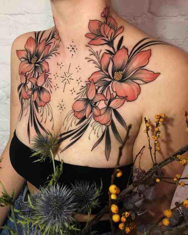 best tattoo designs 2020012324 - 80+ Best Tattoo Designs for Women