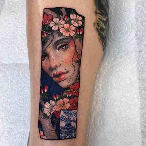 elegant tattoo 2020012629 - 60+ Elegant Tattoo Ideas Will Inspire Women