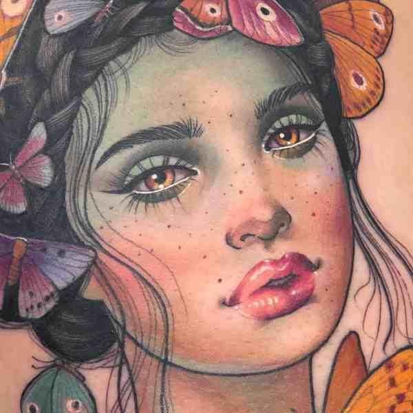 elegant tattoo 2020012676 - 60+ Elegant Tattoo Ideas Will Inspire Women