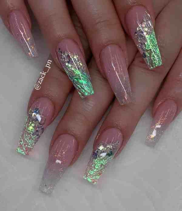 long coffin nail 2020013127 - 80+ Charming Long Coffin Nail Designs in 2020