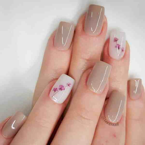 nails art 2020010501 - 60+ Nails Art That Is Super Trendy Right Now