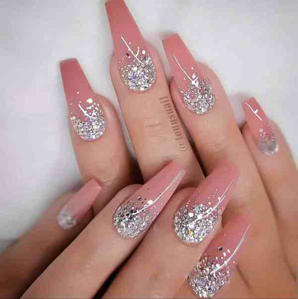 nails art 2020010507 - 60+ Nails Art That Is Super Trendy Right Now
