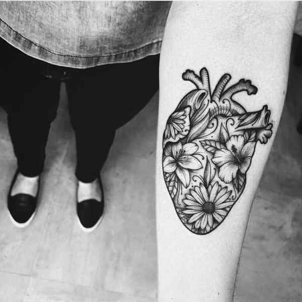 powerful tattoo 2020012053 - 100+ Beautiful and Powerful Tattoo Ideas to Inspire You