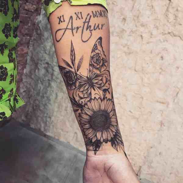 powerful tattoo 2020012069 - 100+ Beautiful and Powerful Tattoo Ideas to Inspire You