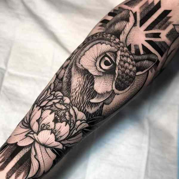 sleeve tattoos 2020012822 - 50+ Beautiful Sleeve Tattoos for Men and Women