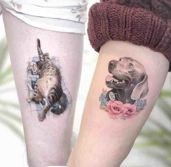 stunning tattoos 2020012939 - 100+ Stunning Tattoos to Inspire Your Super Inspiration