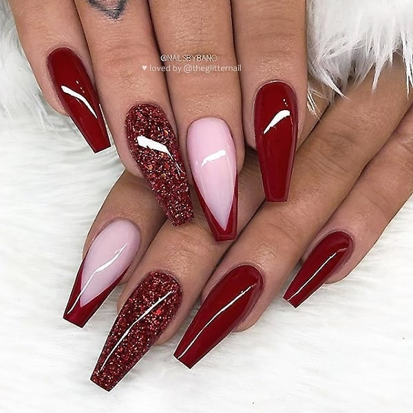 winter nail 20200201128 - 190+ Amazing Spring And Winter Nail Designs Ideas