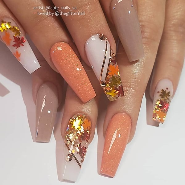 winter nail 20200201146 - 190+ Amazing Spring And Winter Nail Designs Ideas